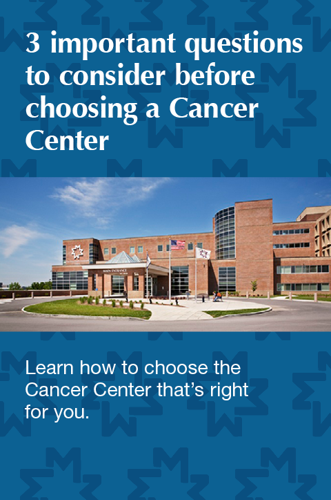 three questions to consider before choosing a cancer center image link